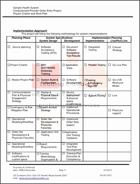 sle project implementation plan template 5 project implementation plan template sletemplatess