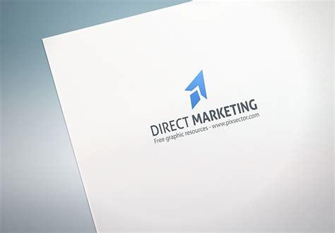 pattern mock up free free paper logo mockup pixsector