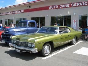 1973 Chevrolet Impala 1973 Chevrolet Impala Specs Pictures