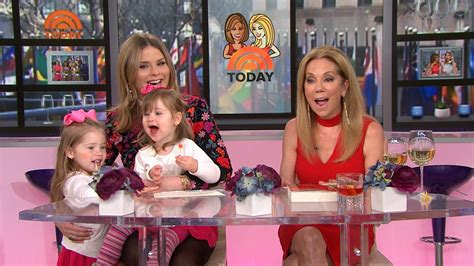 Bush Calls Parents On Show by Bush Hager S Adorable The Show Today