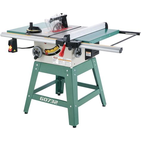 grizzly g0732 contractor table saw review table saw central