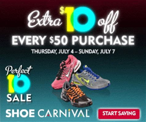 10 off shoe carnival coupons coupons and freebies mom - Carnival Gift Card Promo Code