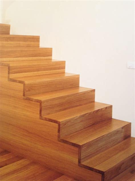 scala rivestita in legno cool scale in muratura with scala in muratura