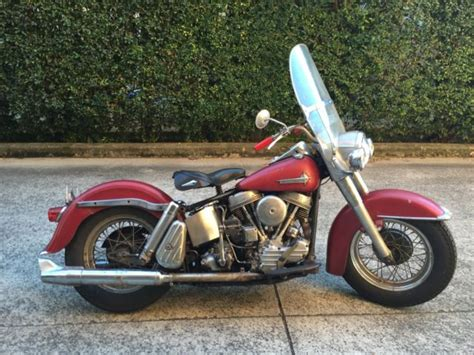 1962 Harley Davidson For Sale by Harley Davidson Panhead Fl 1962 Duoglide Luxury Vehicle