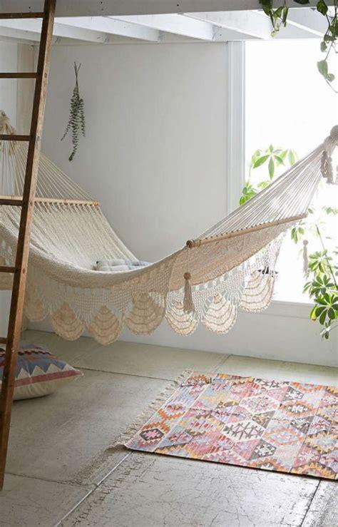indoor hammock bed macrame hammock dreamy gardens pinterest bedrooms