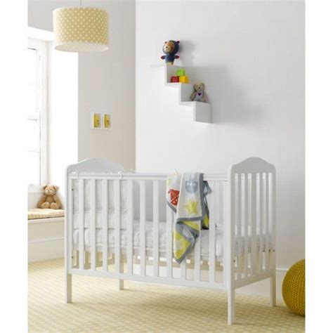 cuna mothercare mothercare cuna darlington blanco cunas y mois 233 s