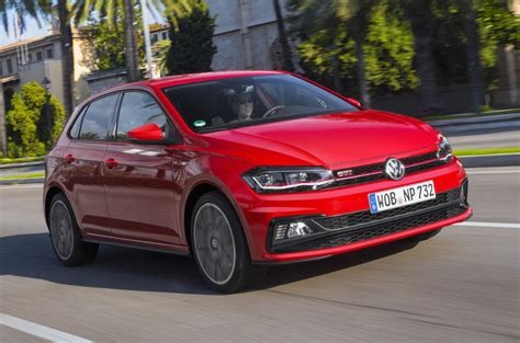 volkswagen polo gti  review autocar