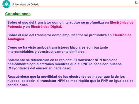 transistor bipolar conclusiones transistor bipolar conclusiones 28 images transistores transistor bipolar laboratorio de