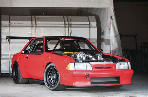 One Car Garage Ideas 1990 mustang race cars 1990 ford mustang front end