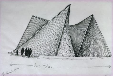 pavillon philips xenakis r 233 alisations architecturales iannis xenakis
