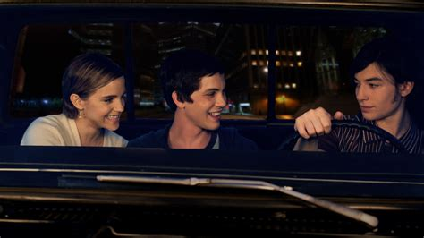 film charlie avec emma watson the perks of being a wallflower review the perks of being