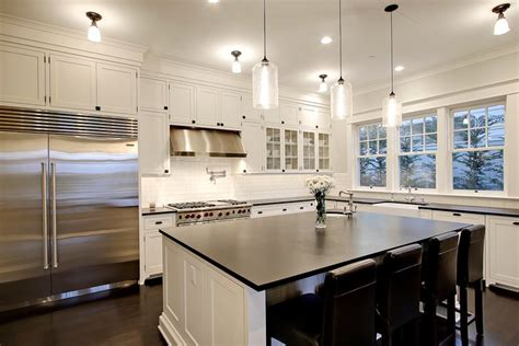Cloud White Kitchen Cabinets | cloud white kitchen cabinets transitional kitchen