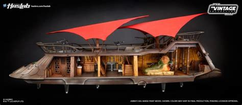 jabba the hutt s sail barge the vintage collection 2 checklist visual guide from 4