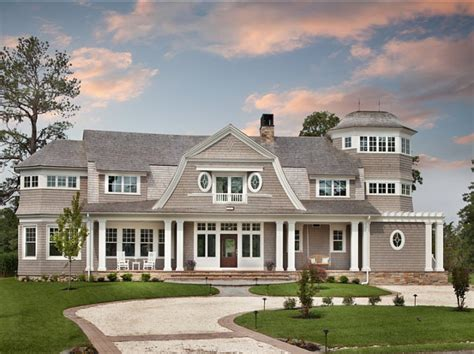 the coastal house shingle beach house with classic coastal interiors home