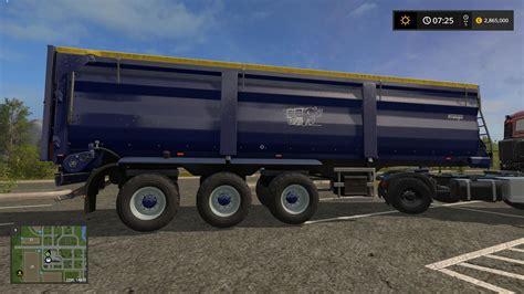 kre bandit sb30 60 dh v 1 0 0 fs17 farming kre bandit sb30 60 dh v1 0 0 trailers farming