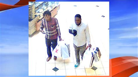 Stolen Mastercard Gift Card - men wanted for using stolen credit cards at wellington mall wpec