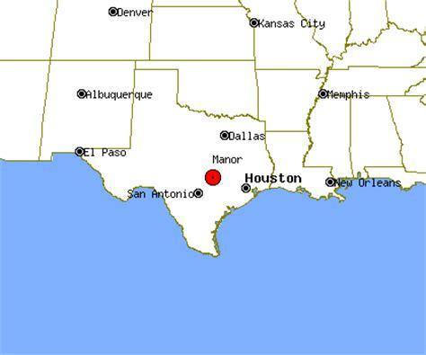 manor texas map manor profile manor tx population crime map