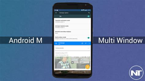 android multi window easily enable multi window mode on android m developer preview nexus 5 6 9 naldotech