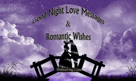 good night love messages sleep  wishes wishesmsg