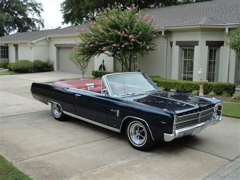 this is plymouth sport 1967 plymouth sport fury iii convertible 63 000 original