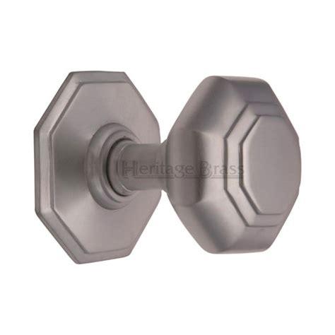 Center Door Knobs by External Hardware Door Knobs Octagonal Door Knob Sc