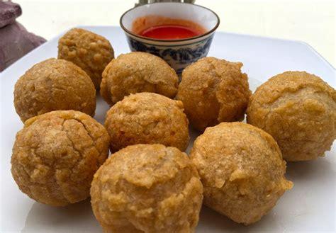 resep membuat bakso enak dan sehat resep dan cara mudah membuat bakso goreng gurih dan enak
