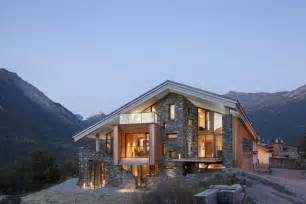 homes in the mountains mountain house inspired by the neighboring rough landscape