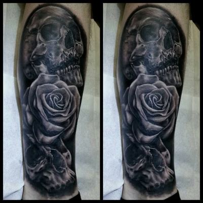 gray silva rampant ink tattoo studio nottingham