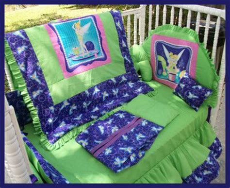 Tinkerbell Crib Bedding Sets Pinterest The World S Catalog Of Ideas