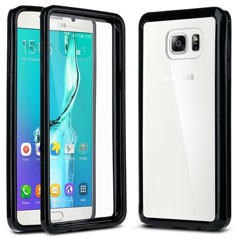One E0095 Samsung Galaxy Note 5 Casing Premium Hardcase hybrid shockproof clear slim bumper cover for samsung galaxy note 5