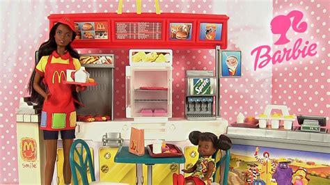 cuisine mcdonald jouet jouets restaurant mcdonald s accessoires poup 233 es