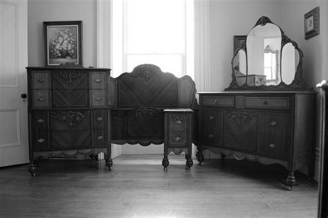 1930s Fancy Four Piece Bedroom Traditional Toronto | 1930s fancy four piece bedroom set sold traditional