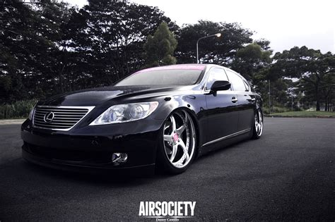 bagged ls460 lexus es350 bagged air ride suspension modular