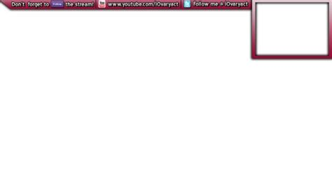 twitch layout guide twitch stream overlay stuff to buy pinterest