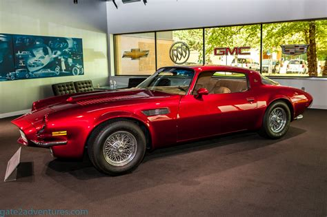 Is Pontiac Gm by Gm Heritage Center Pontiac Pegasus Concept Gate To