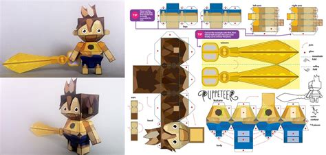 Free Paper Craft - free printable 3d paper crafts craftshady craftshady