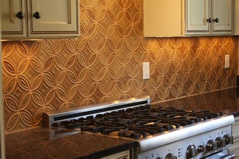 arts and crafts contemporary kitchen backsplash modern