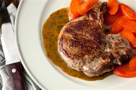 chop the easy baked pork chop recipe chowhound