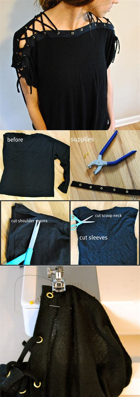 diy kleidung 30 diy clothes ideas sewing tutorials