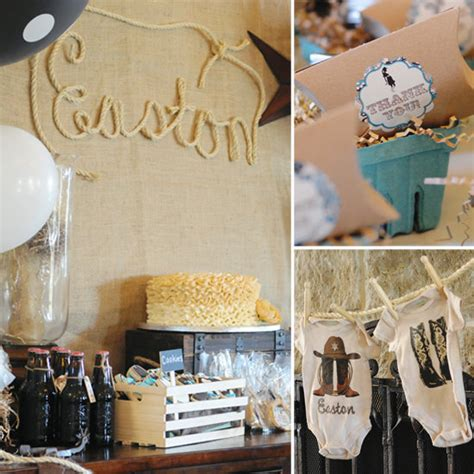 Baby Shower Western by Western Baby Shower Decorations Best Baby Decoration