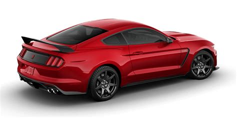 mustang 2016 price prices of 2016 ford mustang shelby gt350 and gt350r