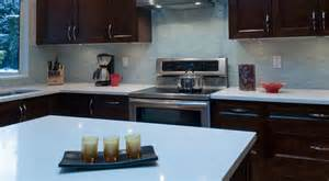 Blue Glass Kitchen Backsplash Clear Light Blue Glass Kitchen Backsplash Modern