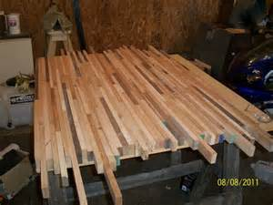butcher block hardwood table how to make a butcher block