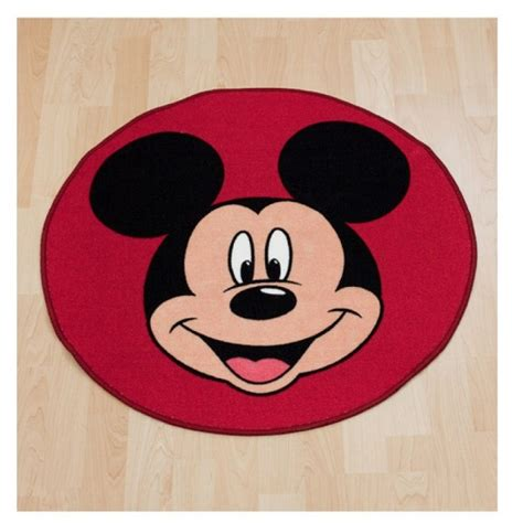 mickey mouse floor rug mickey mouse shaped floor rug kidscollections