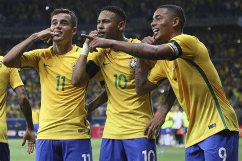 cbf anuncia amistoso da sele 231 227 o brasileira contra a r 250 ssia