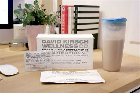 David Kirsch Detox Review by Founder Favourite What S On My Desk Right Now