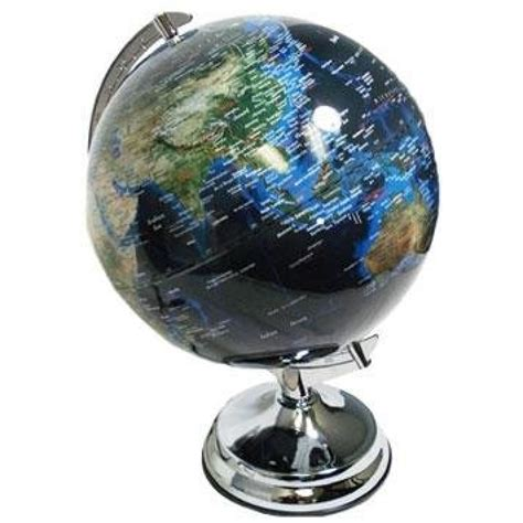 light up globe nlda 12 quot light up globe with engery saving bulb nl 910