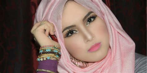 wanita 2 tercantik dunia muslim hijabers ini cara mudah agar makin cantik dan sehat