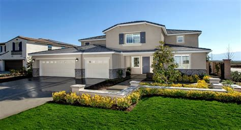 california houses mill creek crossing new home community eastvale inland empire california lennar