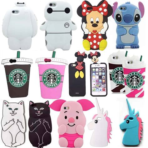 Iphone 5 Iphone 6 Iphone 6 Rubber new 3d soft silicone back rubber cover for iphone 5 5s 5c 6 6s plus ebay